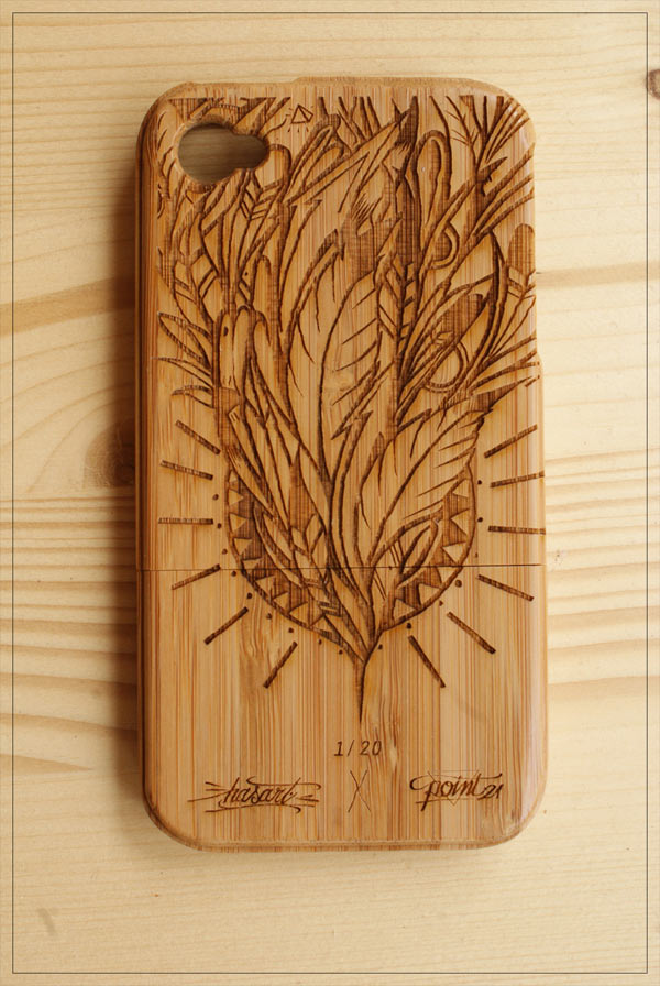 iphone case by hasart
